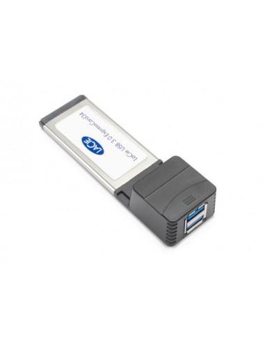 LaCie USB 3.0 ExpressCard 34 carte et adaptateur d'interfaces
