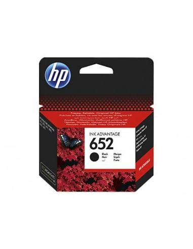 HP 652 360pages Noir cartouche d'encre