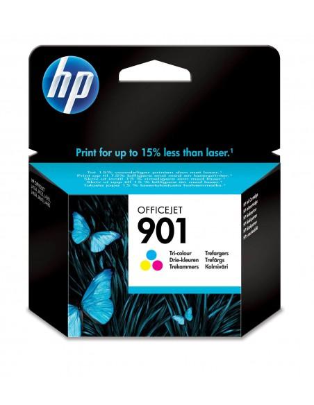 HP 901 cartouche d'encre trois couleurs authentique