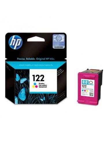 HP 122 Tri-color Jaune cartouche d'encre