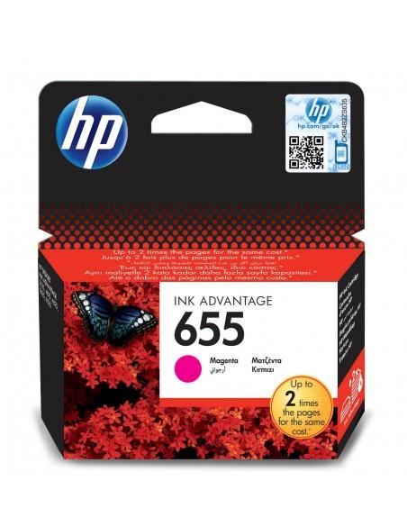 HP 655 Magenta cartouche d'encre
