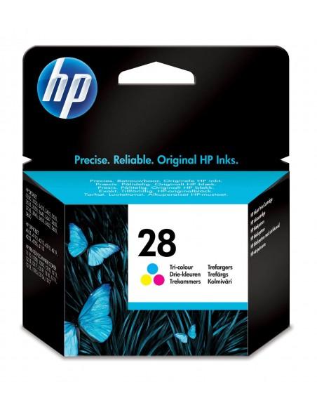HP 28 cartouche d'encre trois couleurs authentique