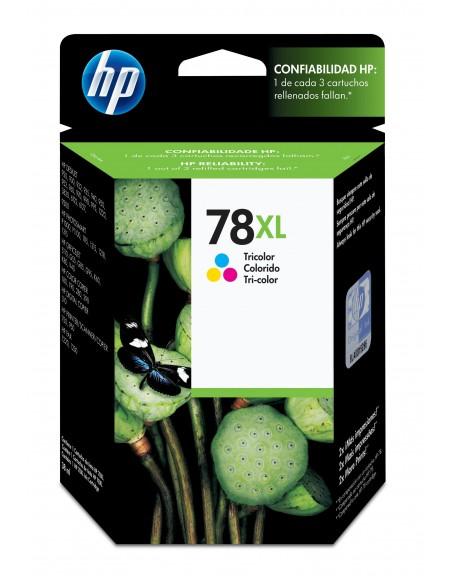 HP 78XL cartouche d'encre trois couleurs grande capacité authentique