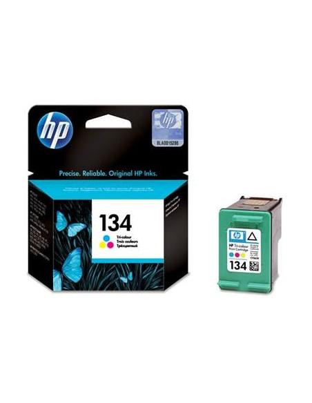 HP 134 Tri-color Jaune cartouche d'encre