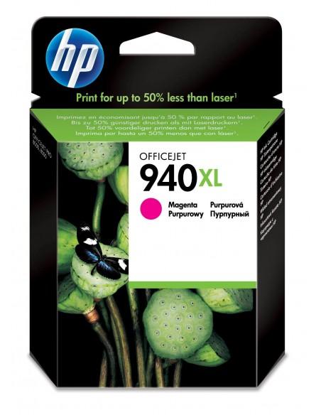 HP 940XL cartouche d'encre magenta grande capacité authentique
