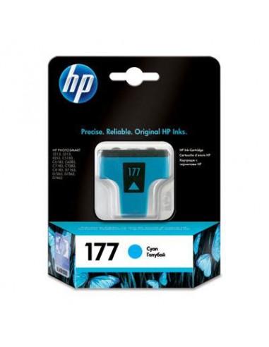HP 177 Cyan cartouche d'encre