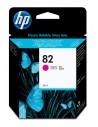 HP DesignJet 82 cartouche d'encre magenta, 28 ml