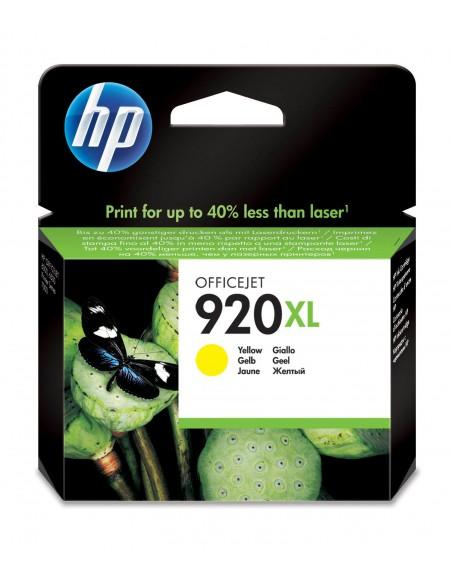 HP 920XL cartouche d'encre jaune grande capacité authentique