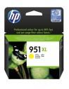 HP 951XL cartouche d'encre jaune grande capacité authentique
