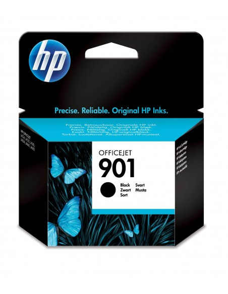 HP 901 cartouche d'encre noir authentique