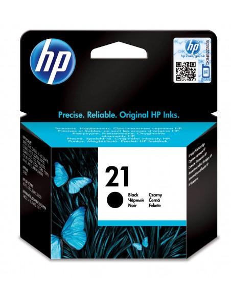 HP 21 cartouche d'encre noir authentique