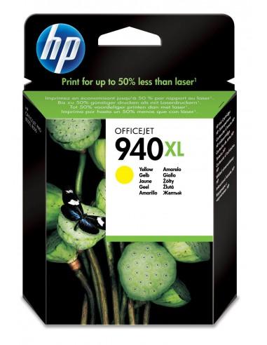 HP 940XL cartouche d'encre jaune grande capacité authentique