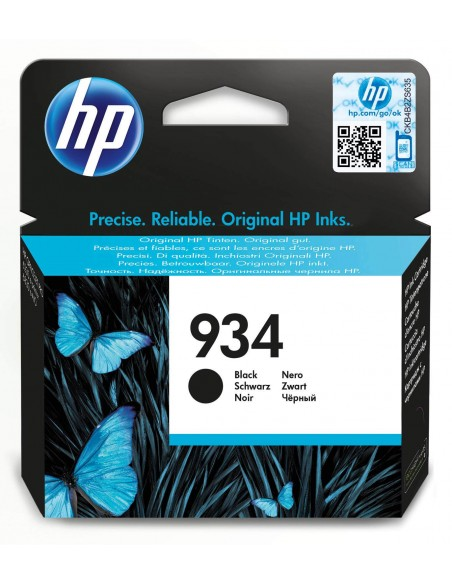 HP 934 cartouche d'encre noire authentique