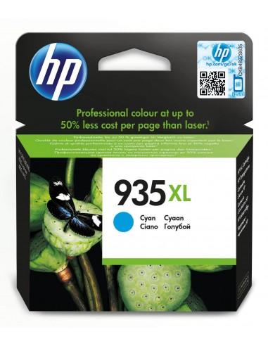 HP 935XL cartouche d'encre cyan authentique grande capacité