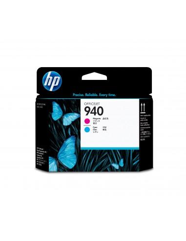 HP 940, tête d'impression magenta et cyan authentique