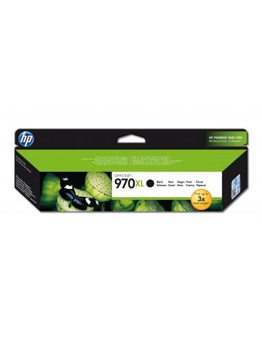 HP 970XL cartouche d'encre noir grande capacité authentique