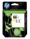HP 88XL cartouche d'encre jaune grande capacité authentique