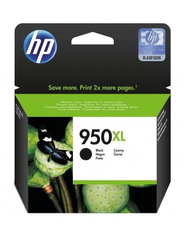 HP 950XL cartouche d'encre noir grande capacité authentique