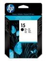 HP 15 cartouche d'encre noir petite contenance authentique