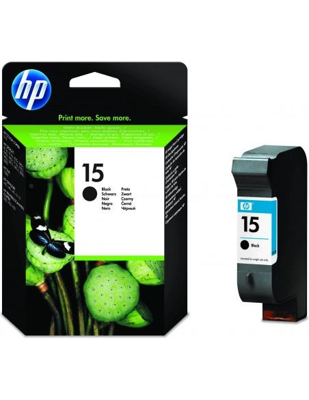 HP 15 cartouche d'encre noir authentique grande contenance