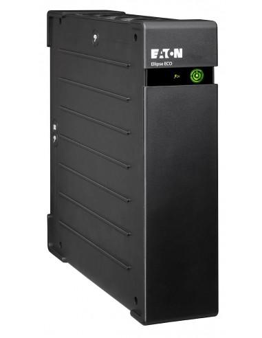Eaton Ellipse ECO 1200 USB FR 1200VA 8sortie(s) CA A mettre sur rack Noir alimentation d'énergie non interruptible