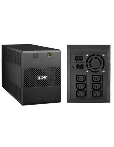 Eaton 5E1500IUSB 1500VA 2AC outlet(s) Tour Noir alimentation d'énergie non interruptible