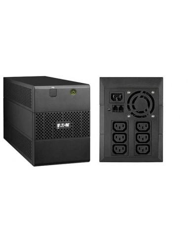 Eaton 5E2000IUSB Interactivité de ligne 2000VA 6AC outlet(s) Tour Noir alimentation d'énergie non interruptible