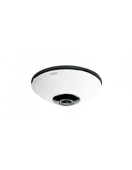D-Link DCS-6010L IP security camera Intérieur Dome Noir, Blanc