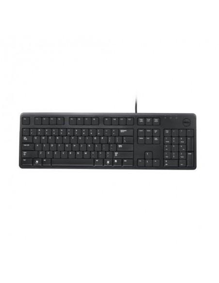 DELL 580-17610 USB AZERTY Français Noir clavier