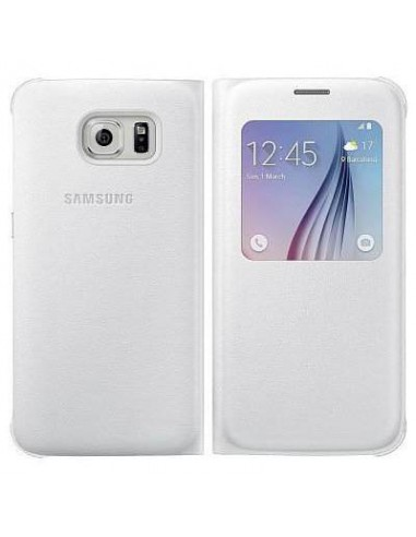 Samsung S View Cover Cover case Blanc