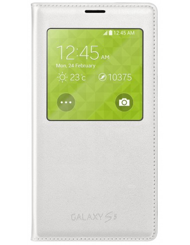 """Samsung S-View 5.1"""" Valise repliable Blanc"""