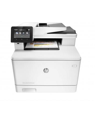 HP LaserJet Pro Imprimante multifonction Color Pro M477fdn
