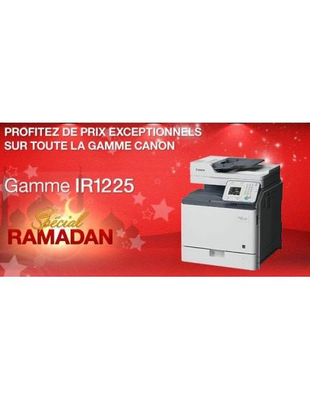 Promo Canon Copieur IRC1225IF Réseau Laser Couleur (DS3327)