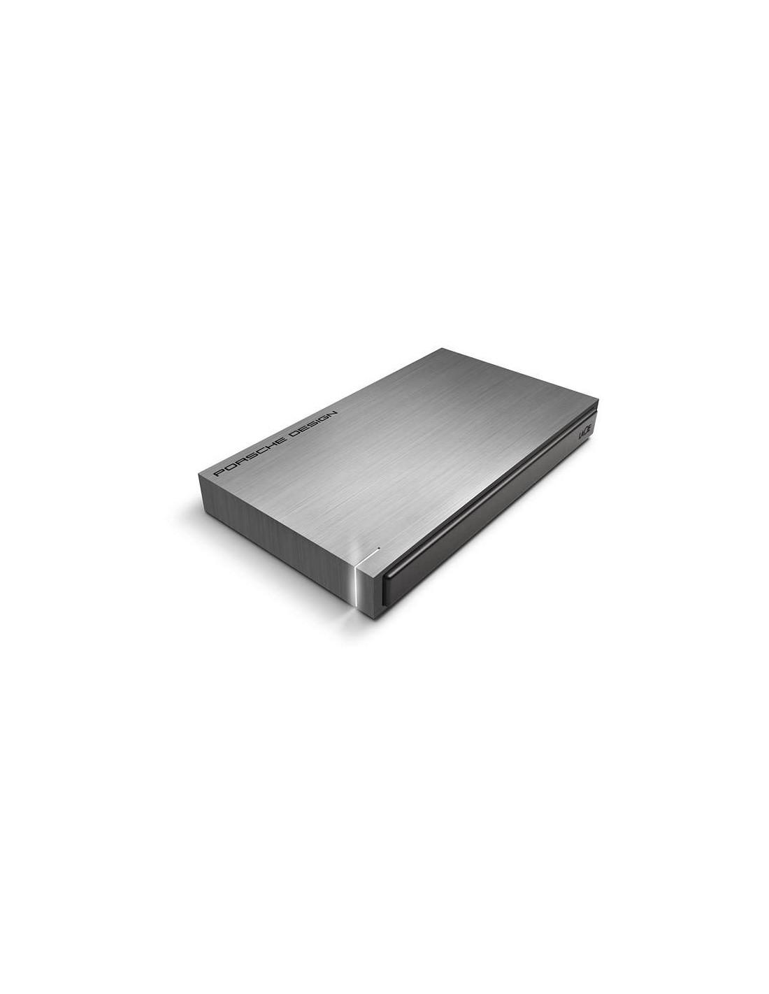 lacie p9220 1024go argent disque dur externe. Black Bedroom Furniture Sets. Home Design Ideas