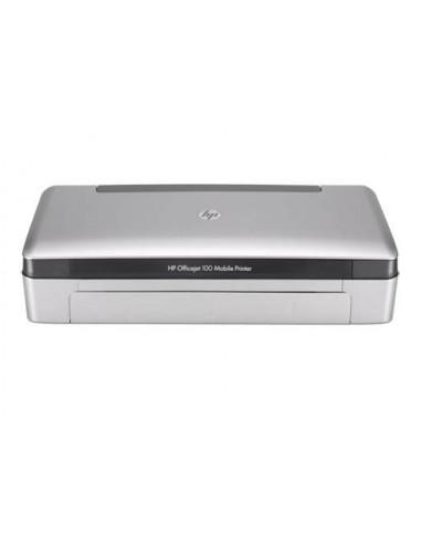 HP Officejet L411a Couleur 4800 x 1200DPI A4 imprimante jets d'encres