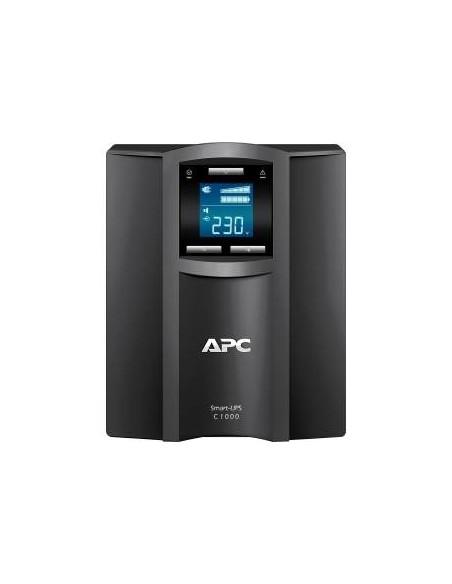 APC Smart-UPS Interactivité de ligne 1000VA 8sortie(s) CA Noir alimentation d'énergie non interruptible
