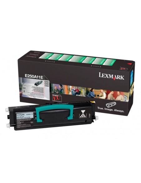 Lexmark E250A11E Laser cartridge 3500pages Noir cartouche toner et laser
