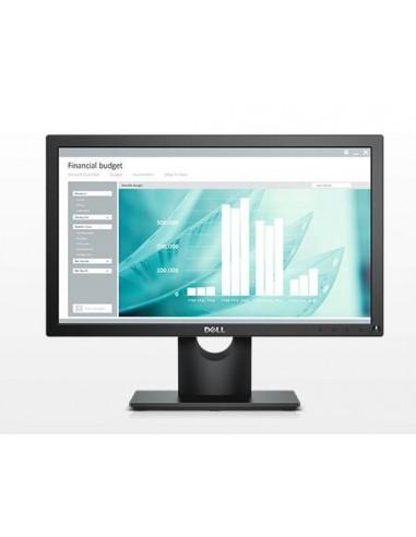 """DELL E Series E1916H 18.5"""" HD TN Mat Noir écran plat de PC LED display"""