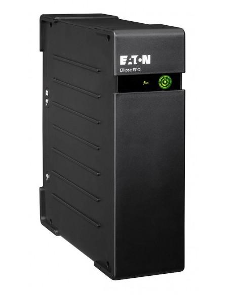 Eaton Ellipse ECO 650 USB FR 650VA 4sortie(s) CA A mettre sur rack Noir alimentation d'énergie non interruptible