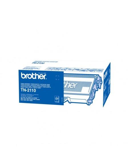 Brother TN-2110 Toner laser 1500pages Noir cartouche toner et laser