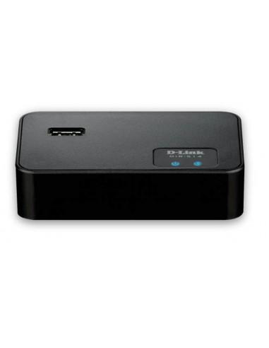 D-Link DIR-514 Fast Ethernet Noir routeur sans fil