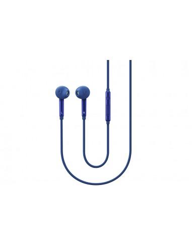 Samsung EO-EG920B écouteur Binaural Avec fil Bleu casque et micro