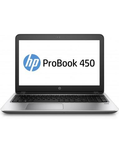 "HP ProBook 450 G4 2.50GHz i5-7200U 15.6"" 1366 x 768pixels Argent Ordinateur portable"