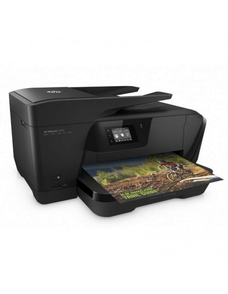HP OfficeJet Imprimante tout-en-un grand format 7510