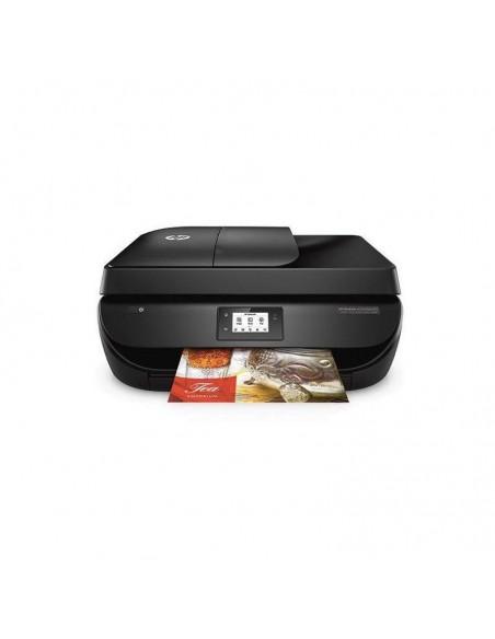 HP DeskJet Ink Advantage 4675 AiO 4800 x 1200DPI A jet d'encre thermique A4 9.5ppm Wifi Noir multifonctionnel