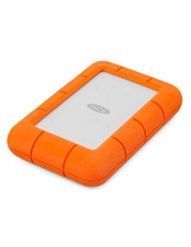 LaCie Rugged Mini 1000Go Argent disque dur externe