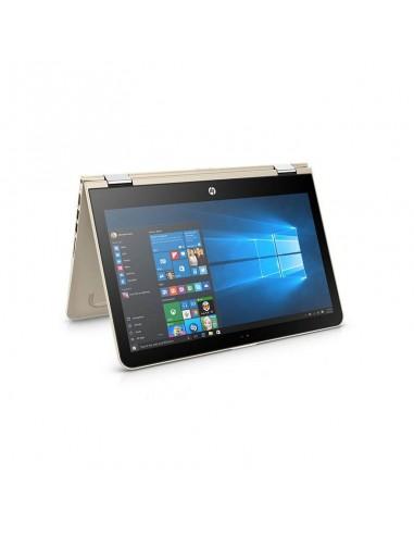 "HP Pav x360 i5-7200U 13.3"" 6GB 1TB W10 Touch Gold (Z6J46EA)"