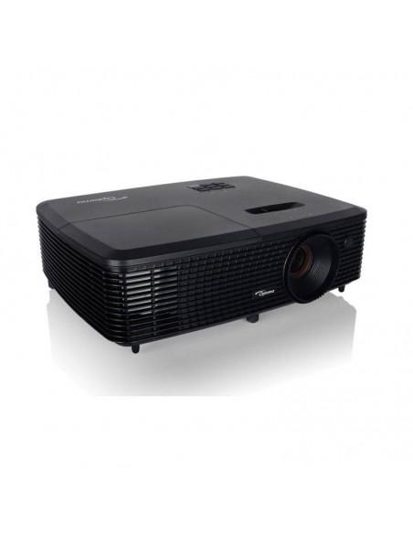 Optoma S331 Projecteur de bureau 3200ANSI lumens DLP SVGA (800x600) Compatibilité 3D Noir vidéo-projecteur