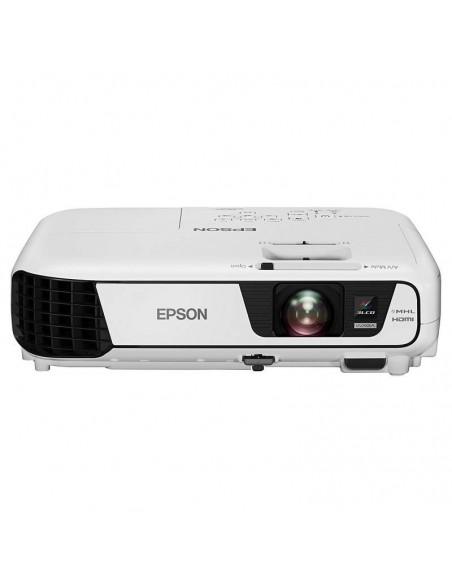 Epson EB-W31 Projecteur de bureau 3200ANSI lumens 3LCD WXGA (1280x800) Blanc vidéo-projecteur