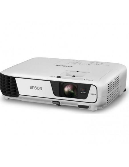Epson EB-X31 Projecteur de bureau 3300ANSI lumens 3LCD XGA (1024x768) Blanc vidéo-projecteur